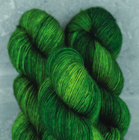 Madelinetosh Merino light Yarn Jade
