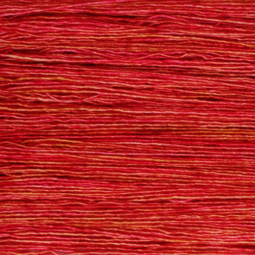 Madelinetosh Merino light Garn Pendleton Red