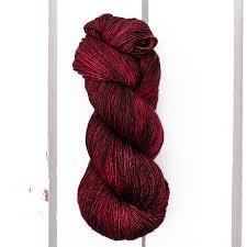 Madelinetosh Merino light Yarn Poison
