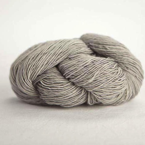 Madelinetosh Merino light Yarn Silverfox