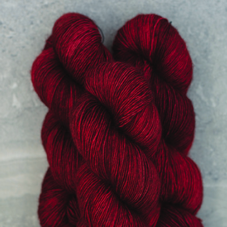 Madelinetosh Merino light Yarn Tart