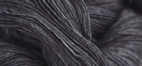 Madelinetosh Unicorn Tails Yarn Charcoal