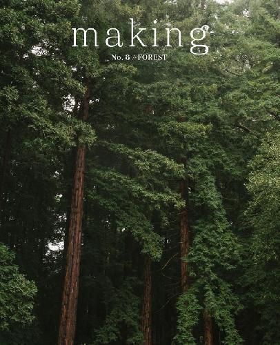 MAKING MAKING ZINE No. 8 Buch Forest