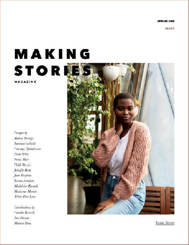 Making Stories Making Stories Buch Magazine Issue 5