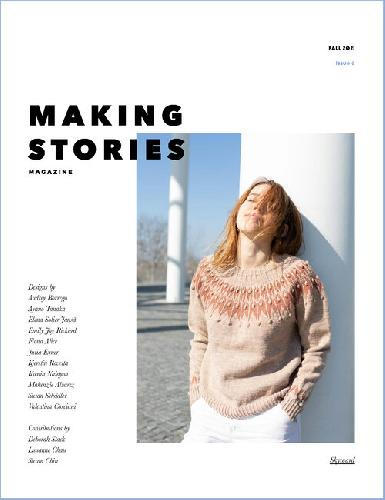 Making Stories Making Stories Buch Magazine Issue 6