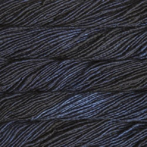 Malabrigo Mecha Yarn Prussia Blue