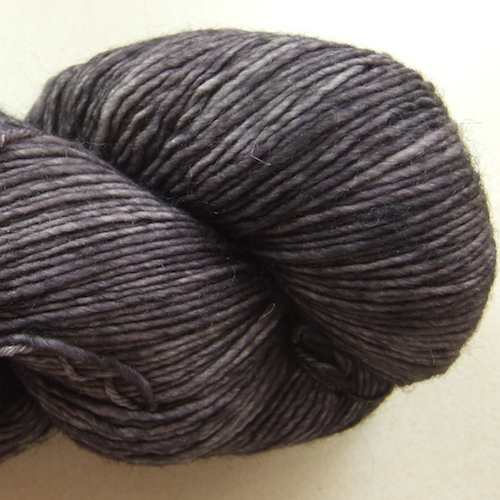 Malabrigo Mechita Yarn Eggplant