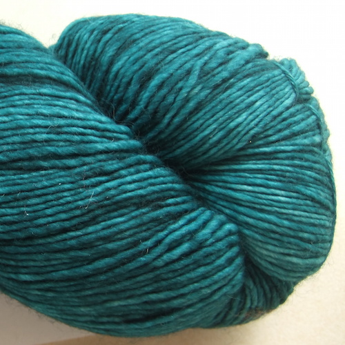 Malabrigo Mechita Garn Teal Feather