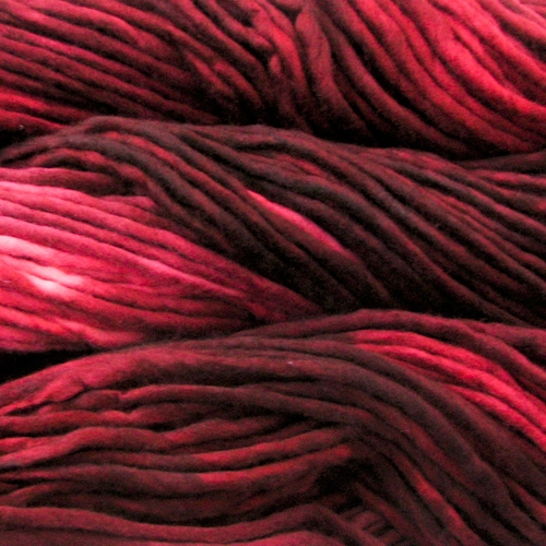 Malabrigo Rasta Yarn Stitch Red
