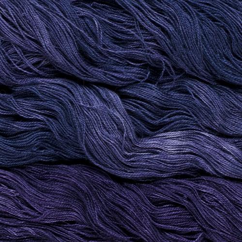 Malabrigo Silkpaca Garn Violetas