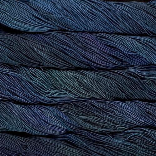 Malabrigo Sock Yarn Azules