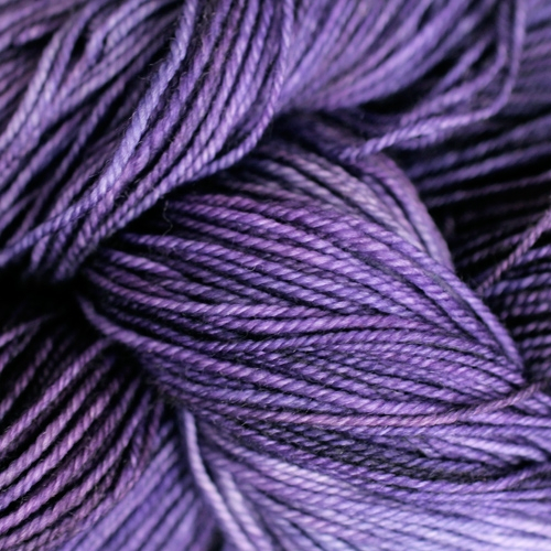 Malabrigo Sock Garn Dewberry