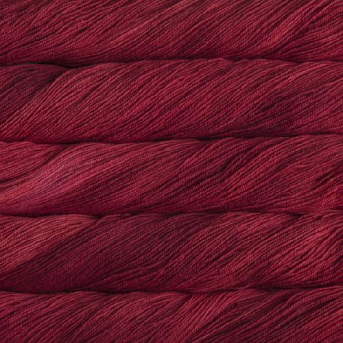 Malabrigo Sock Yarn Ravelry Red