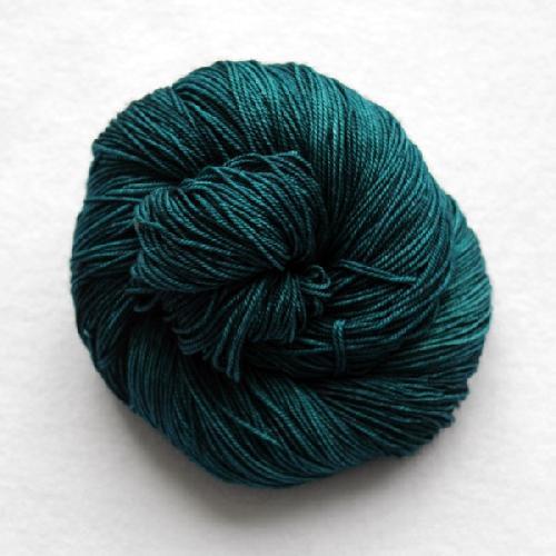 Malabrigo Sock Yarn Teal Feather