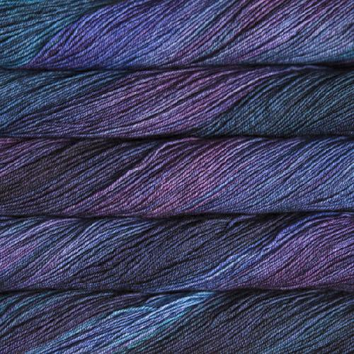 Malabrigo Sock Yarn Whales Road