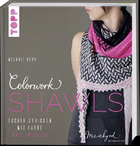 Melanie Berg Colorwork Shawls