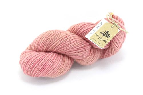 Mominoki German Merino Yarn Flamingo