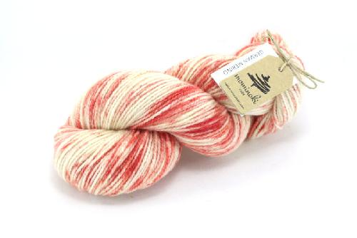 Mominoki German Merino Yarn Very Very Strawberry