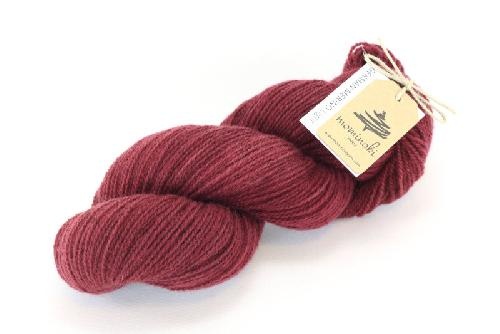 Mominoki German Merino light Yarn Bordeaux