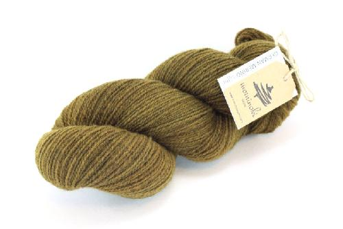 Mominoki German Merino light Garn Hazelnut