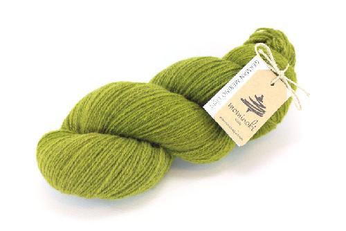 Mominoki German Merino light Yarn Moss