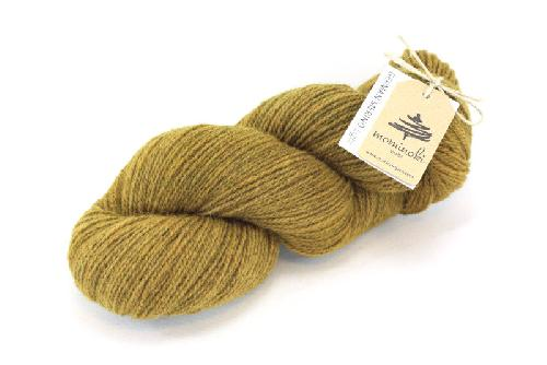 Mominoki German Merino light Garn Ochre