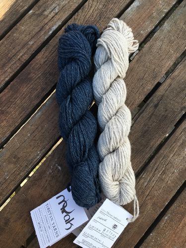MYak Tibetan Cashmere Yarn Natural