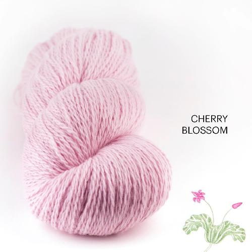 MYak Tibetan Cloud Yarn Cherry Blossom