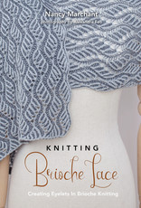 Nancy Merchant Knitting Brioche Lace