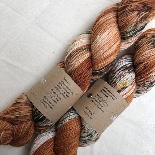 Olann Sock Lite Yarn Acorn
