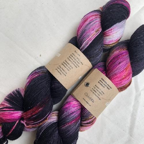 Olann Sock Lite Yarn Chimera