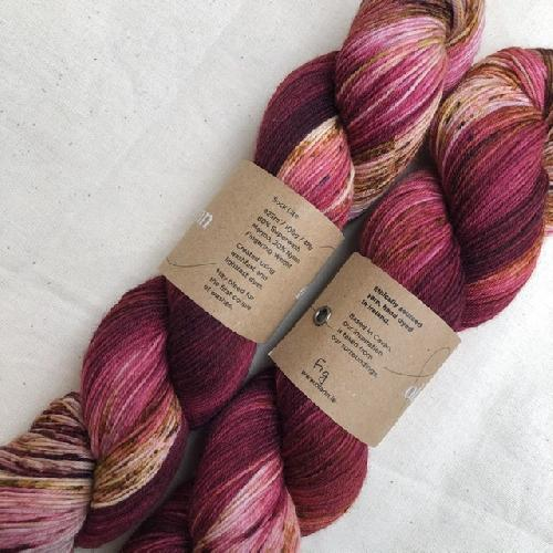 Olann Sock Lite Yarn Fig