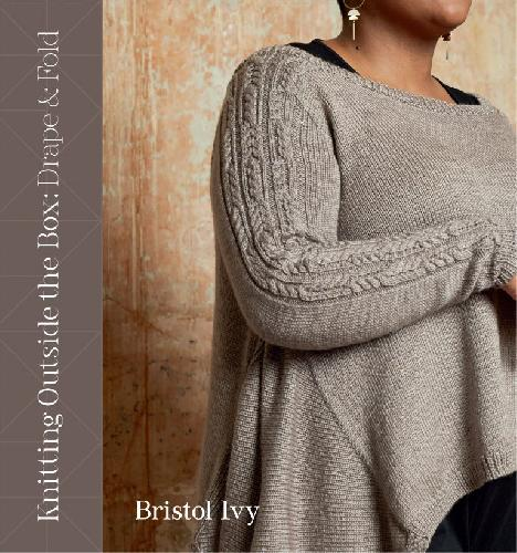 POMPOM Knitting outside the box - Drape & Fold Buch Bristol Ivy