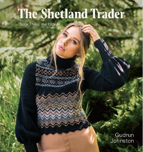 POMPOM The Shetland Trader Book, heavy Book Three: Heritage