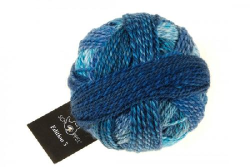 Schoppel Edition 3 Yarn Blauschleier