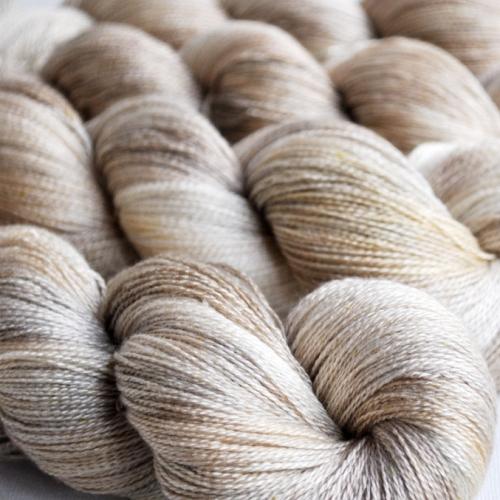 Skein Merino Silk Lace