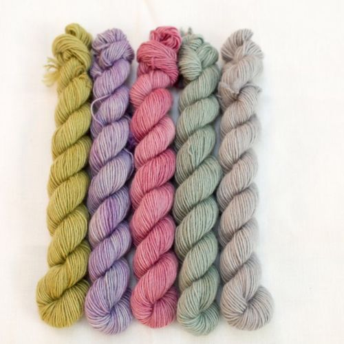Snailyarn Gradient Set Yarn Vintage Romantic