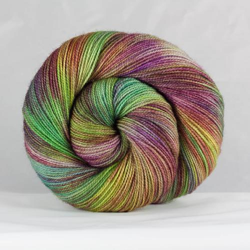 Snailyarn Merino Twist Yarn Wildflowers