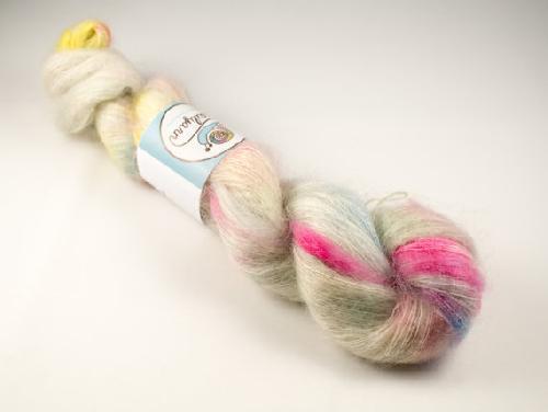Snailyarn Silky Mohair Lace