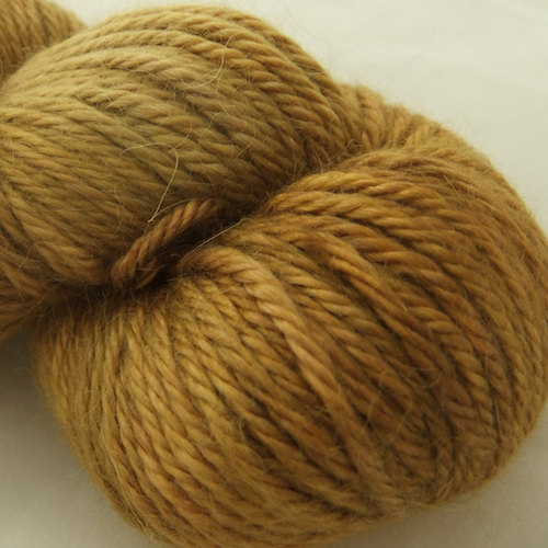 The Uncommon Thread Heavenly DK Garn Golden Praline