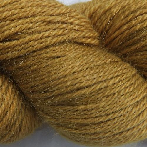 The Uncommon Thread Heavenly Fingering Yarn Golden Praline
