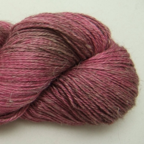 The Uncommon Thread Linum Yarn Wilted Rose