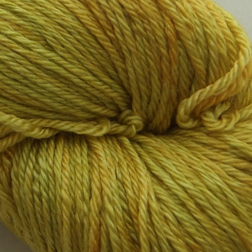 The Uncommon Thread Merino Silk Fingering Yarn Capsicum