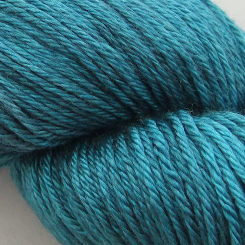The Uncommon Thread Merino Silk Fingering Garn Seascape