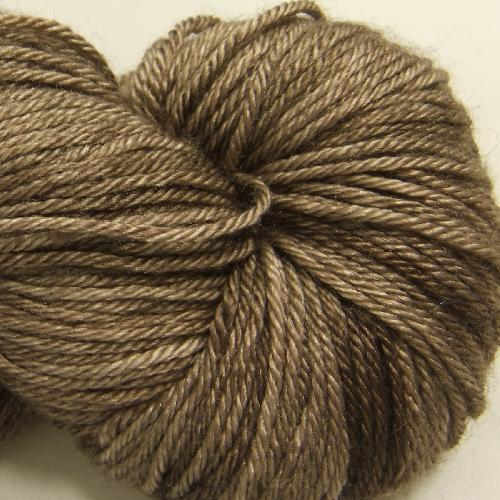 The Uncommon Thread Merino Silk Fingering Garn Squirrel Nutkin