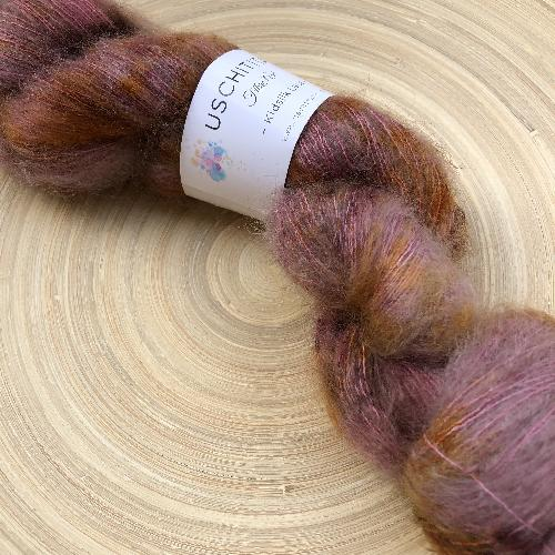 Uschitita Kidsilk Lace Yarn Patisserie