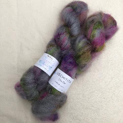 Uschitita Kidsilk Lace Yarn Studio