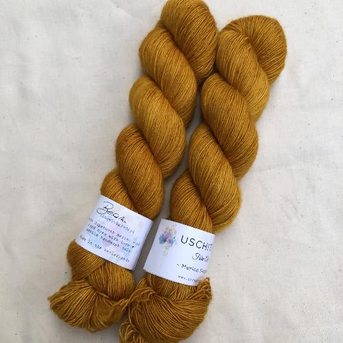 Uschitita Merino Singles Yarn Beam
