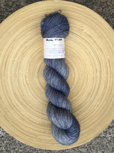 Uschitita Merino Singles Yarn Blue Moon
