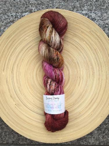 Uschitita Merino Singles Garn Doctors Dyery